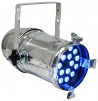 Elation ELED TRI 64 polished - Прожектор PAR на трехцветных светодиодах