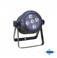 Ross Quad led PAR RGBW 5x10w - Прожетор светодиодный RGBW 5*10Вт