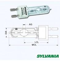 Sylvania BA575SE HR(MSR575HR) лампа газоразрядная, 575W, цоколь G22