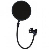 Proel APOP65 Защитный экран(поп-фильтр) для микрофона на гусиной шее с прищепкой