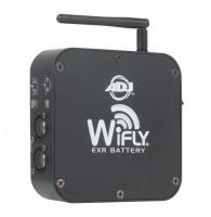 Беспроводной DMX-приемопередатчик ADJ WiFly EXR BATTERY