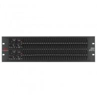 dbx 2231 графический эквалайзер 2-канальный с лимитером PeakPlus и системой шумоподавления Type III