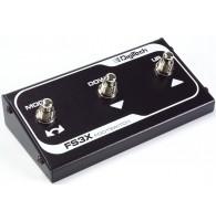 Digitech FS3X напольный контроллер с педалью экспрессии